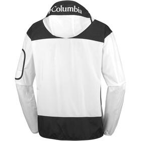 Columbia Challenger Tuulitakki Miehet, white/black